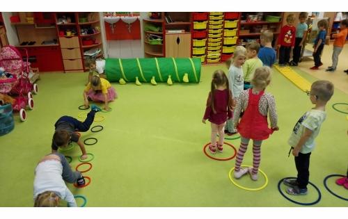 Celá pětina školek cvičí se Sokolem, zapojeno je přes 73 tisíc nejmenších dětí